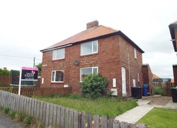 Thumbnail 2 bed semi-detached house to rent in Beech Grove, Trimdon