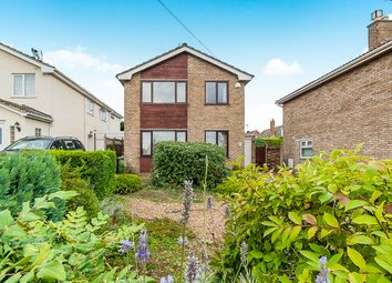 Thumbnail 4 bed detached house for sale in Laurel Close, Yaxley, Peterborough