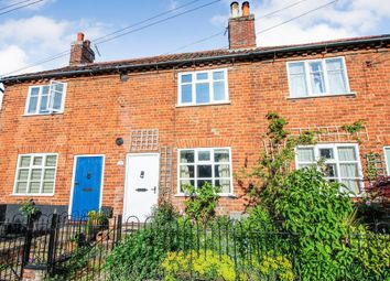 Thumbnail 2 bedroom terraced house for sale in High Street, Loddon, Norwich