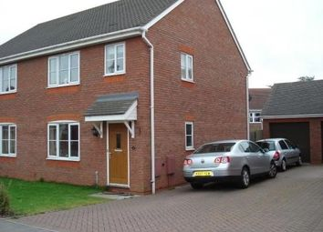 Thumbnail 3 bed semi-detached house to rent in Short Street, Dickins Heath, Shirley, Solihull