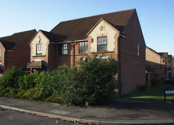 Thumbnail 3 bedroom semi-detached house to rent in Grace Avenue, Oldbrook, Oldbrook, Milton Keynes, Buckinghamshire
