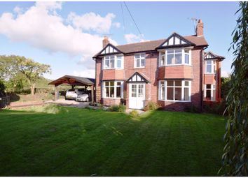 Thumbnail 5 bed detached house for sale in Wybunbury Road, Nantwich