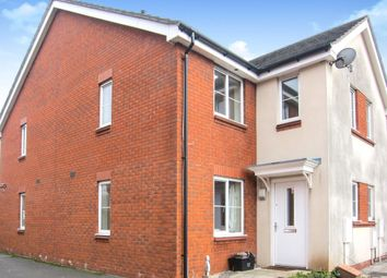 Thumbnail 2 bedroom terraced house for sale in Edmund Road, Whitchurch, Bristol