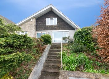 Thumbnail 4 bed detached bungalow for sale in Crown Road, Llanfechfa