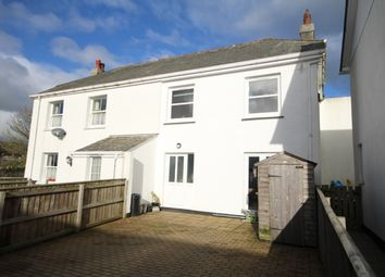Thumbnail 2 bed semi-detached house for sale in Trefrew Road, Camelford