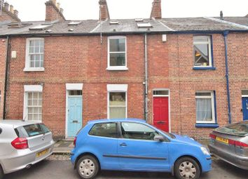 Thumbnail 2 bed terraced house to rent in Vicarage Lane, Oxford