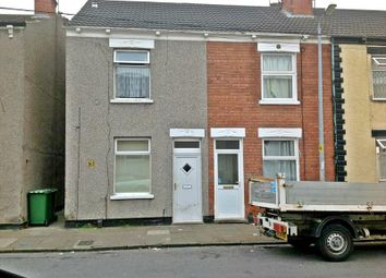 Thumbnail 2 bed link-detached house to rent in Haycroft Street, Grimsby
