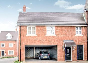 Thumbnail 2 bed flat for sale in Conder Boulevard, Shortstown, Bedford, Bedfordshire