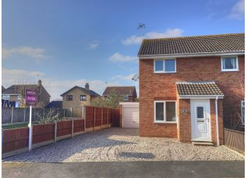 Thumbnail 2 bed semi-detached house for sale in Haycroft, Hemsby