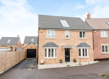Thumbnail 4 bedroom detached house for sale in Carisbrooke Road, Rushden