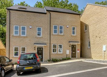 Thumbnail 4 bed semi-detached house for sale in Hayton Way, Skipton