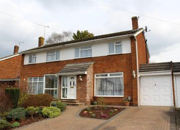 Thumbnail 3 bed semi-detached house for sale in York Road, Ash