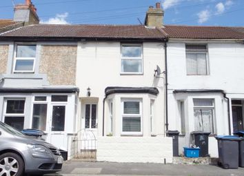 Thumbnail 3 bed terraced house for sale in Heathfield Avenue, Dover, Kent, .