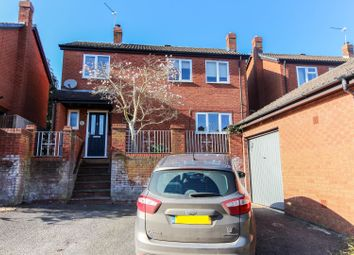 Thumbnail 4 bed detached house for sale in Granby End, Burghfield Common, Reading