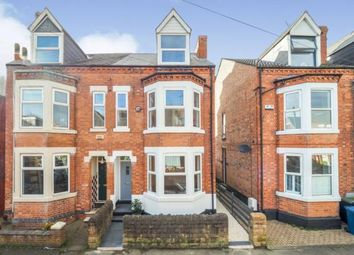 4 bed semi-detached house for sale in Woodland Road, West Bridgford, Nottingham, Nottinghamshire NG2