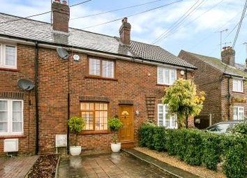 Thumbnail 2 bed terraced house for sale in New Road, Smallfield, Horley