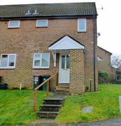 Thumbnail 1 bed terraced house to rent in Chaldon Road, Crawley