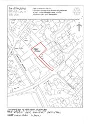Thumbnail Land for sale in Newcastle Road, Market Drayton