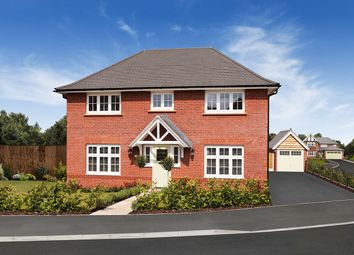"""Thumbnail 3 bedroom detached house for sale in """"Harrogate Lifestyle"""" at Pinewood Avenue, Warwick"""