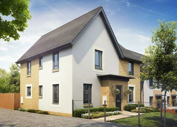 "Thumbnail 4 bed detached house for sale in ""Lincoln"" at Redwood Drive, Plympton, Plymouth"