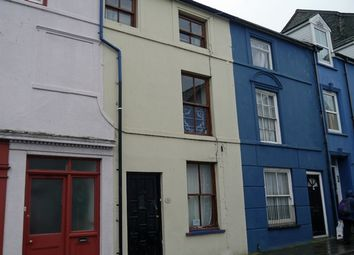 Thumbnail 4 bedroom terraced house to rent in Queen Street, Aberystwyth