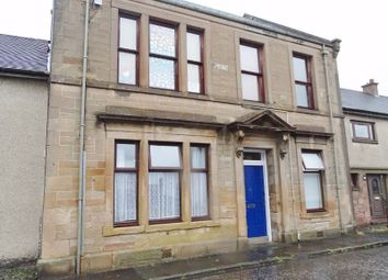 1 bed flat for sale in Castle Street, Clackmannan FK10