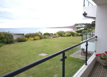 Thumbnail 2 bed flat for sale in White Lodge, 10 Coastguard Road, Budleigh Salterton, Devon