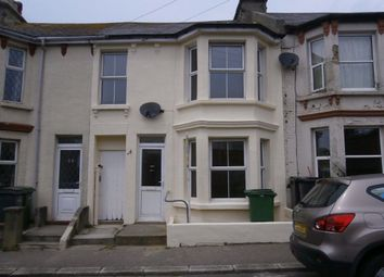 Thumbnail 3 bed property to rent in Grove Road, Hastings