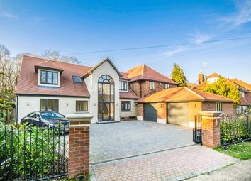 Thumbnail 5 bed detached house for sale in Glantham Close, Shenfield