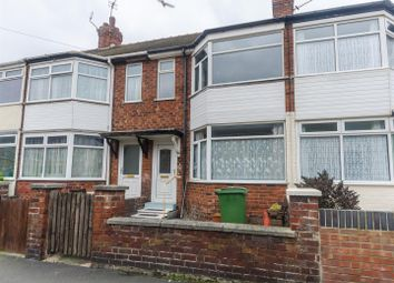 Thumbnail 2 bed terraced house for sale in Bannister Street, Withernsea