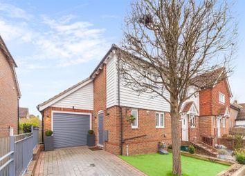 Dawes Close, Tonbridge TN9. 2 bed end terrace house for sale