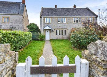 Thumbnail 3 bed semi-detached house for sale in Kingsdon, Somerton, Somerset