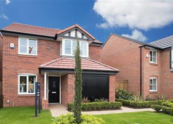 Thumbnail 4 bed detached house for sale in New Chester Road, Bromborough, Wirral