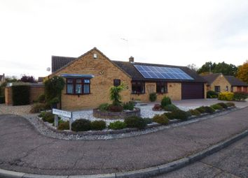 Thumbnail 3 bed bungalow for sale in Farleigh Fields, Orton Wistow, Peterborough