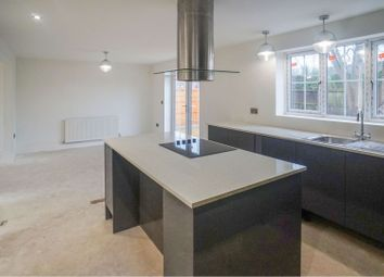 Thumbnail 4 bedroom detached house for sale in High Street, Coningsby