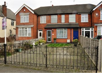 Thumbnail 3 bedroom town house for sale in Humberstone Drive, Leicester