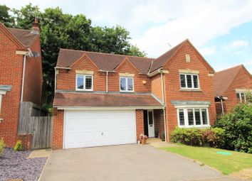 Thumbnail 5 bed detached house for sale in Vicarage Close, Colgate, Horsham