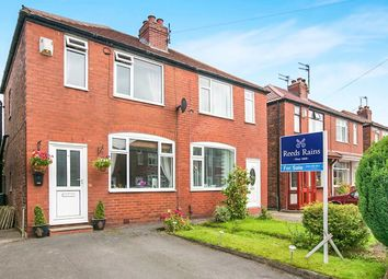Thumbnail 2 bedroom semi-detached house for sale in Hartland Close, Offerton, Stockport