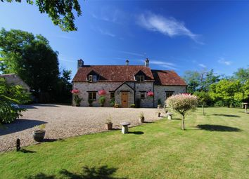 Orange End, Inglestone Common, South Gloucestershire GL9. 4 bed detached house