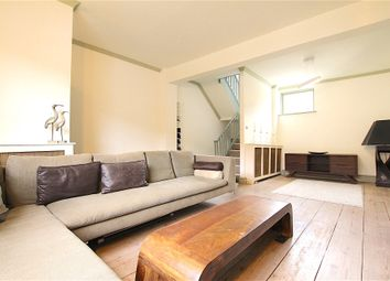 Thumbnail 3 bedroom terraced house to rent in Hartland Road, Camden