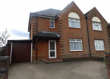 Thumbnail 3 bed semi-detached house for sale in Landseer Road, Ipswich