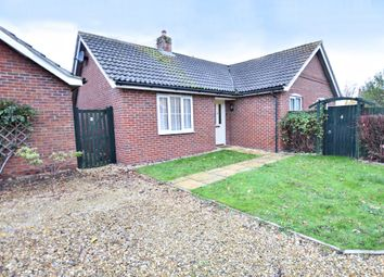 Thumbnail 3 bed detached bungalow for sale in St. John Way, Watton, Thetford