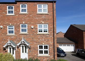 Thumbnail 4 bed semi-detached house for sale in Bellscroft, Wombwell, Barnsley