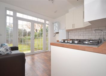 Thumbnail 2 bed flat to rent in Wroxham Gardens, London