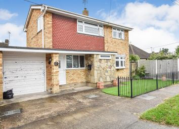 Thumbnail Detached house for sale in Metz Avenue, Canvey Island