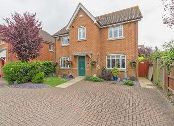 Thumbnail 4 bedroom detached house for sale in Argent Way, Sittingbourne