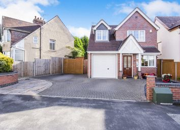 Thumbnail 3 bed detached house for sale in Regent Street, Barwell, Leicester