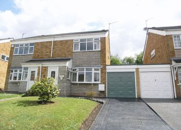 Thumbnail 3 bedroom semi-detached house for sale in Dudley, Netherton, Thompson Close