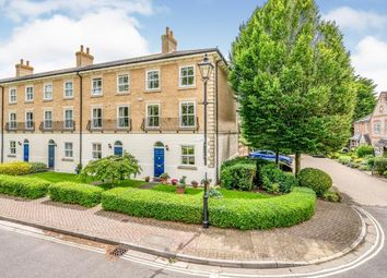 Thumbnail 4 bed end terrace house for sale in King George Gardens, Chichester, West Sussex, England