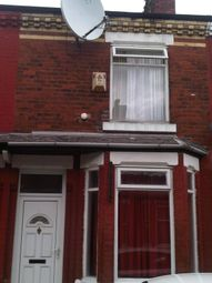 Thumbnail 3 bed terraced house to rent in Arnside Street, Rusholme, Manchester